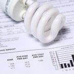 Soluciones de ahorro-recibo luz