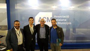 Municipalia: Etecnic i ACM mobilitat elèctrica