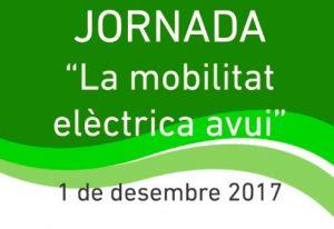 Imatge Jornada La mobilitat elèctrica avui