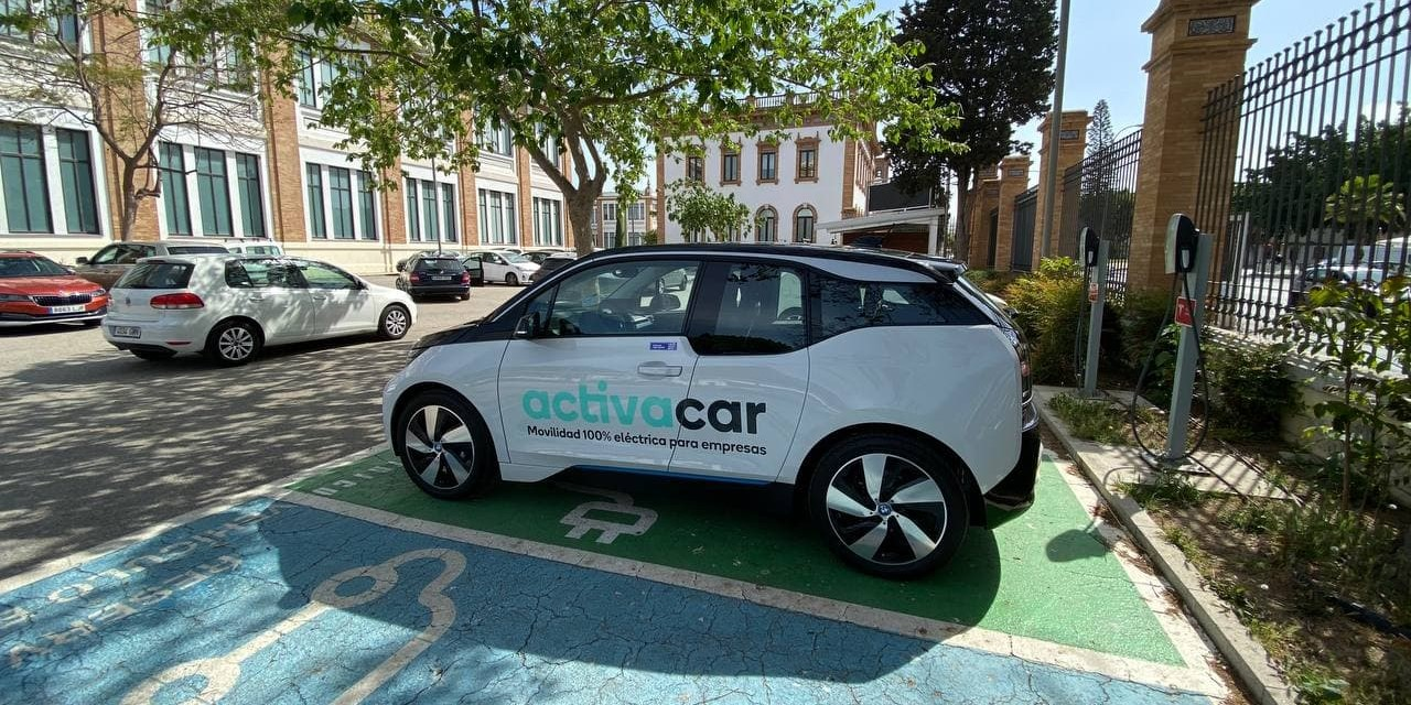 Carsharing eléctrico - Activacar