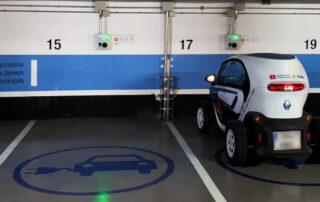 Parkings públicos BSM